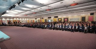 Antalyada Muhtarlar Kampa Girdi