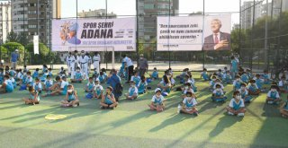 Büyükşehir'den binlerce çocuğa güvenli ortamda spor yapma olanağı