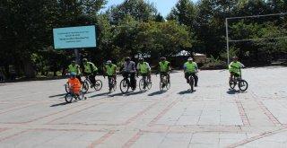 Ispartada Bisikletli Sepsis Farkındalık Etkinliği