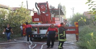 Pamukkalede Butik Otel Yangını