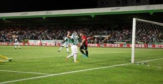 Spor Toto 1. Lig: Giresunspor: 3 - Eskişehirspor: 1