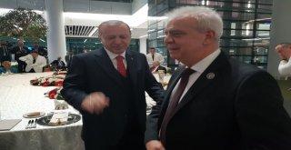 """Makedonya Devlet Bakanı Kâhil: """"Türkiye İle Ticaret Hacmimizi 1 Milyar Euroya Taşımayı Hedefliyoruz"""""""