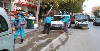 Niğde Belediyesi Temizlik Çalışmaları Aralıksız Sürüyor