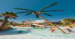 Sıcaktan Bunalanlar Plajlara, Su Parklarına Ve Milli Parka Koştu
