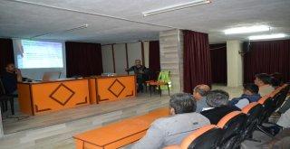 Belediye Personeline İş Sağlığı Ve Güvenliği Semineri
