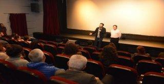 Ödüllü Film Taksim Holdem Nilüferde İzleyici İle Buluştu
