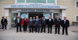 Doktorlara Bayram Ziyareti