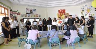 Gkv Anaokulu Velileri Öğretmenlerle Buluştu
