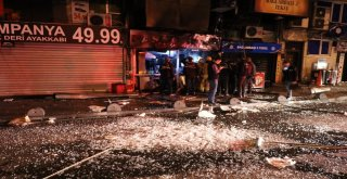 İstanbulda Korkutan Patlama