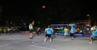 Sokakta Basketbol Heyecanı Sona Erdi
