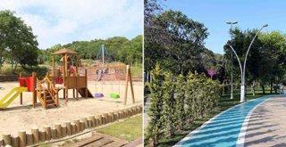 Darıca Sahil Parkı bölgenin cazibe merkezi olacak