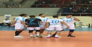 4. Allways Tsyd İzmir Voleybol Turnuvası: İkbal Afyon Belediye Yüntaş: 3 - Galatasaray: 1