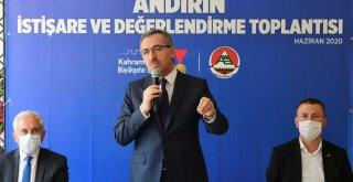 Andırın'a 46 milyon yatırım