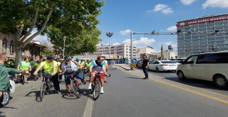 Ankarada Sepsis İçin Pedal Çevirdiler