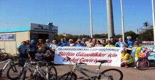 İzmitte Bisiklet Kullanıcılarının Sayısı Hızla Artıyor