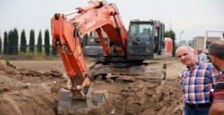 Saski Genel Müdürü Keleş: Akçay Barajı Şehri Geleceğe Taşıyacak