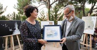 'Hey İzmirli' karikatür sergisi açıldı