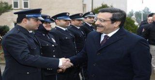 Başkan Atilla Pomem Mezuniyet Törenine Katıldı
