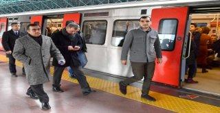 Abb Genel Sekreteri Tuzcuoğlu, Ziyaretlerini Sürdürüyor...