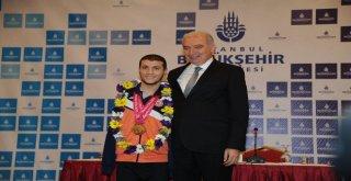 İbb Spor Kulübünden Bir Yılda 864 Madalya