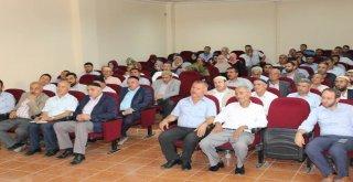 Hasköyde 'Malazgirt Zaferi Konulu Toplantı