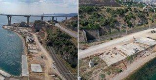 Osmangazi Köprüsü'nün seyir zevki bu parkta yaşanacak