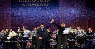 Saltanatın Adımları Osmangazide Yankılandı