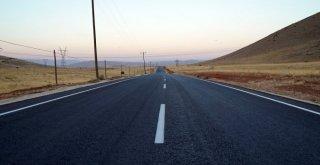 Beş Yılda 4 Bın 600 Km Asfalt Yapıldı