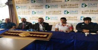 İzmit, Türkiyenin En Önemli Güreşçileri İçin Hazırlanıyor