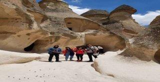 İranlı Sosyal Medya Fenomenleri Kapadokyayı Gezdi