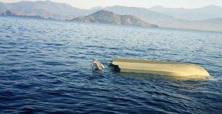 Fethiyede Deniz Kazası: 1 Ölü, 1 Yaralı