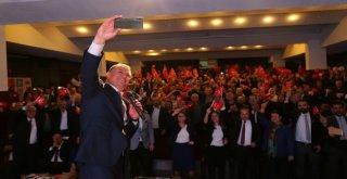 Başkan Savaş İskenderun Halkı İle Bir Araya Geldi