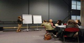 Çtso Brükselde Cosme Newcomers Proje Eğitimine Katıldı
