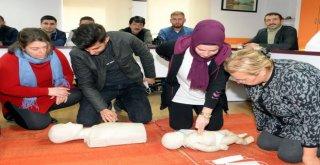 Osmangaziden Personeline İlk Yardım Eğitimi