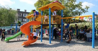 Çankayada Parka Ozan Ali Kızıltuğun Adı Verildi