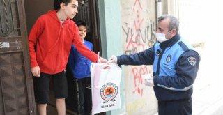 Başkan Demir, çocukları sevindirdi