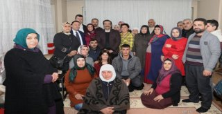 Başkan Atilladan Bağlar İlçesine Ziyaret