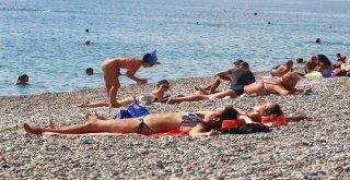 Antalyada 20 Saatte İki Farklı Görüntü