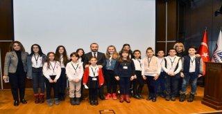 Çocuk Meclisi Üyeleri, Gazetecileri Ziyaret Etti
