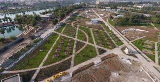 Adananın İlk Millet Bahçesinde Sona Gelindi