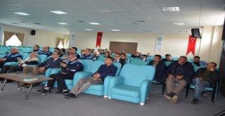 İznik Belediye Personeline Narko Rehber Eğitimi Verildi