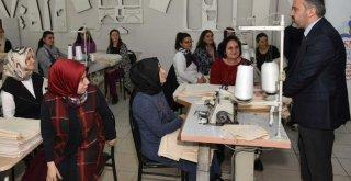 Kadınlar Büyükşehir'le daha güçlü