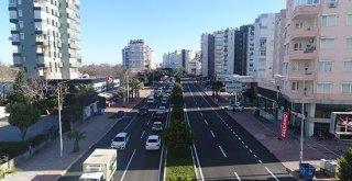 Sinanoğlu Caddesine Yeni Asfalt