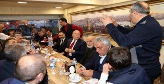 Başkan Sekmen: Erzurumun Yarınlarını Hep Birlikte İnşa Edeceğiz