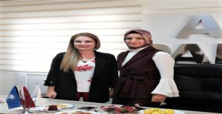 Başkan Büyükdağ: Seçimlerin Yükünü Kadınlarımız Omuzlayacak