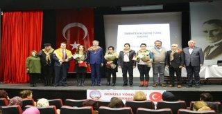 Büyükşehirden Türk Kadınının Dünü Ve Bugünü Semineri