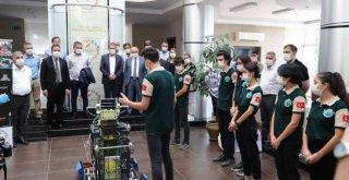 Mersin Büyükşehir Belediye Başkanı Seçer, Osb'de Yatırımcılarla Buluştu