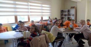 Osmangaziden Kütüphaneler Haftası Etkinliği