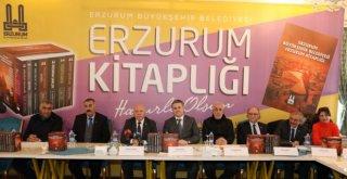 Erzurum Büyükşehirden Kültür Hizmeti : Erzurum Kitaplığı