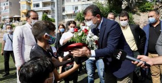 İMAMOĞLU'NDAN KARAGÜMRÜKSPOR'A TEBRİK ZİYARETİ